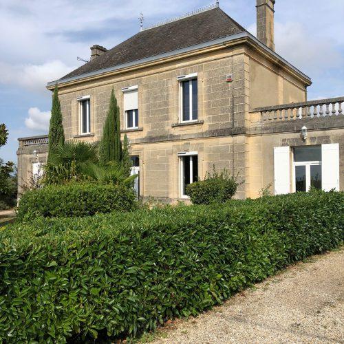 Château Lagrange - Habitation